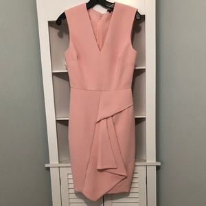 NWOT Ava & Aiden Pink dress, size 2